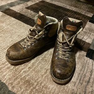 Zamberlan Italian Leather Boots